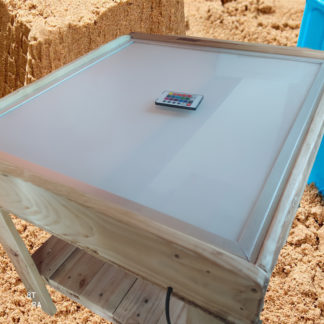 Light and sand table