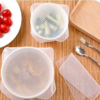 Silicone Food Wrap