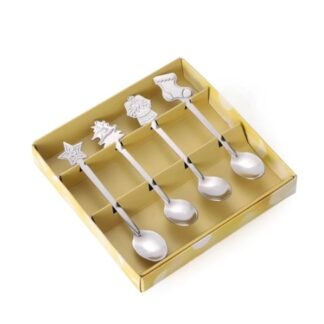 Christmas Tableware Coffee Spoons