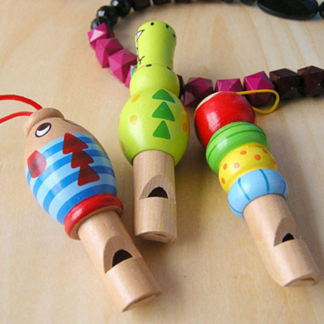 Wooden Whistle