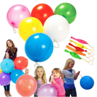 Large Punch Balloons